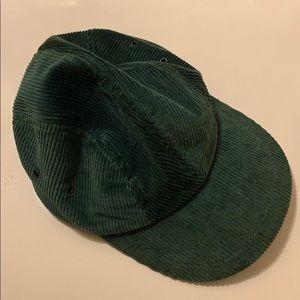 90's J. Crew corduroy hat